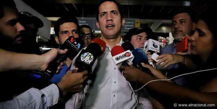 Guaidó tras asedio de la Dgcim a Yanet Fermín: «Es una violación y no lo vamos a permitir»