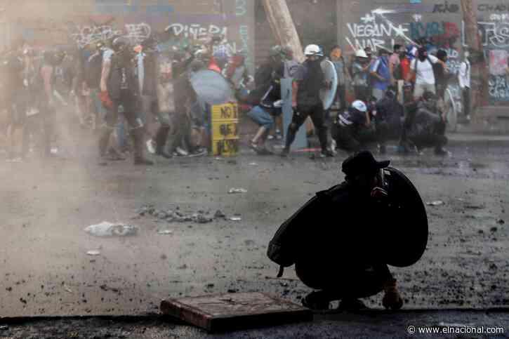 «Me cambió la vida»: los dramáticos relatos de heridos oculares en Chile