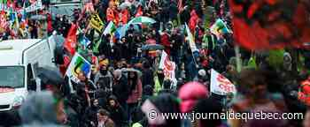 France: 10e jour de grève contre une réforme des retraites