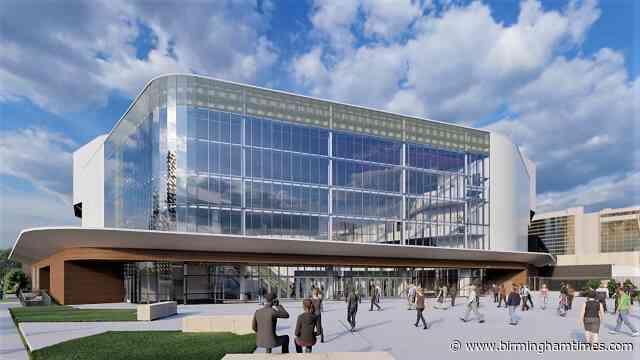 Birmingham Design Review Approves $123M plan BJCC Legacy Arena Renovations