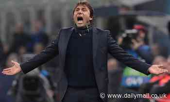 Antonio Conte cancels Inter Milan press conference as he is angry over a fan published in newspaper