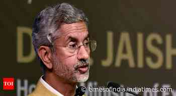 Indo-Pacific not tomorrow's forecast but yesterday's reality: Jaishankar