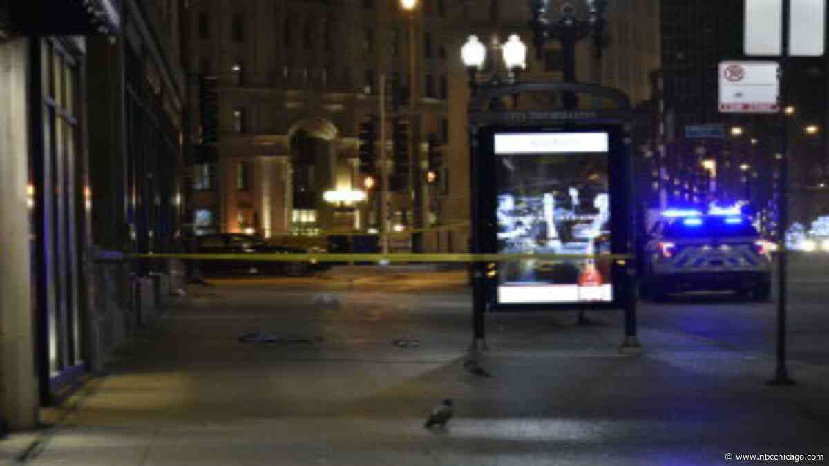 2 Men Stabbed During Fight in The Loop