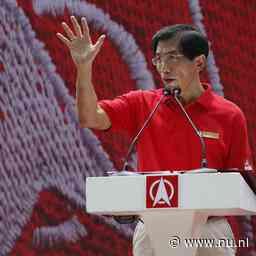 Singapore past omstreden 'nepnieuwswet' toe op Facebook-bericht oppositie