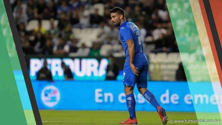 ¿Cuánto dinero perderá Cruz Azul por Martín Cauteruccio?