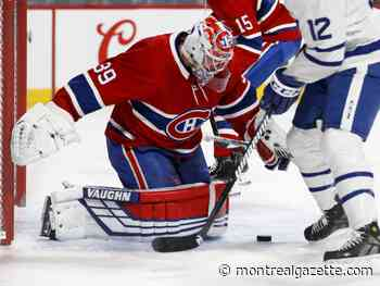 Canadiens Game Day: Canadiens call up goalie Charlie Lindgren