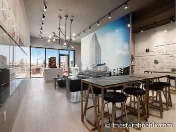 Broadway's Highpoint development sales centre open for business