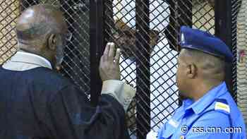 Ex-Sudan leader sentenced to 2 years