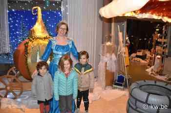 Kerstmarkt in Wevelgems woonzorgcentrum baadt in sprookjessfeer