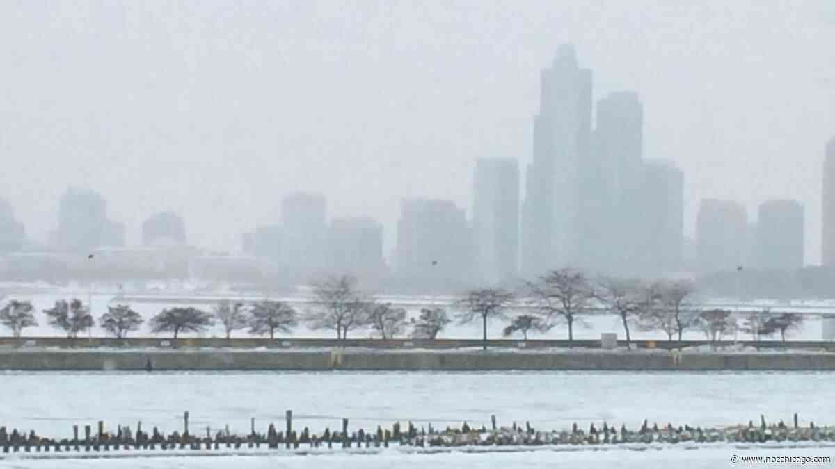 8th Cold-Related Death of the Season in Cook County Reported in South Loop