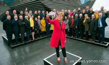Sturgeon: Scotland wants different future from rest of UK