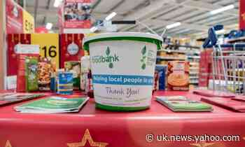 Housing charities and food banks report spike in donations after Tory win