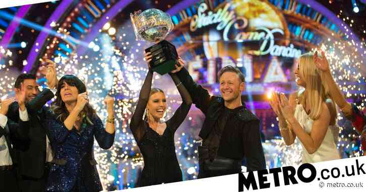 What does the winner of Strictly Come Dancing get?