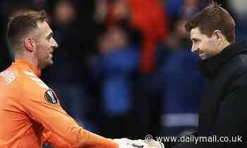 Steven Davis and Allan McGregor join Steven Gerrard in signing new contracts at Rangers