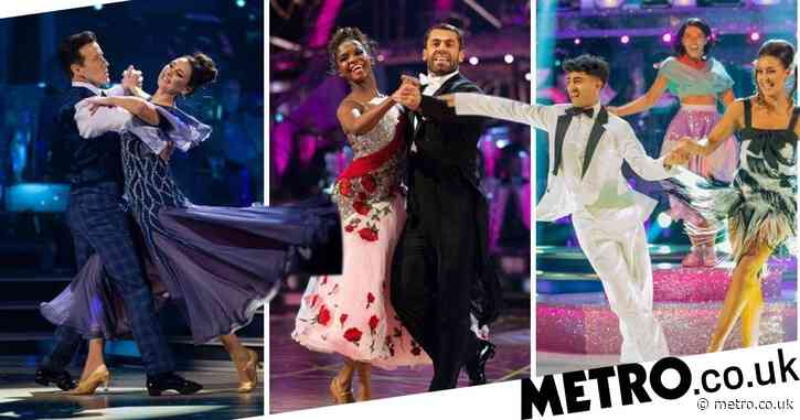 Why don't the BBC release voting figures for Strictly Come Dancing?
