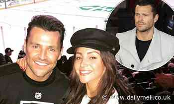 Mark Wright admits he had to grovel to wife Michelle Keegan after he broke their Christmas tradition