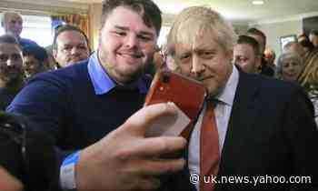 Boris Johnson announces plans for spending spree in north