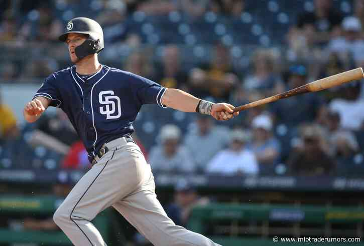 Padres Trying To Offload Myers