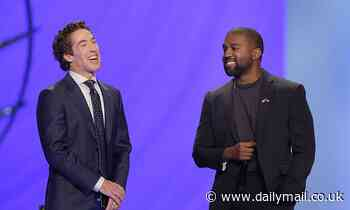 Kanye West and megachurch pastor Joel Osteen might 'team up for national tour' after Houston success
