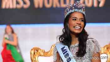 Jamaican model crowned Miss World 2019