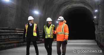 Tunnel boring to begin for project aimed at reducing sewer overflow in Toronto's waterways