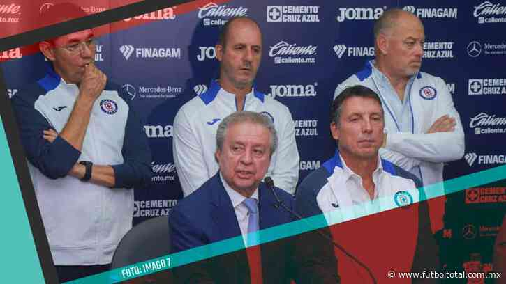 ¿Por qué Cruz Azul no ha nombrado director deportivo?