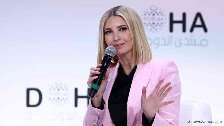 Ivanka Trump Interviewed by Her Own Spokeswoman in Doha While More Powerful Leaders Face Journalists
