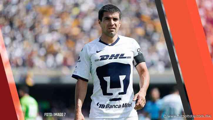 Víctor Malcorra se quedaría en Pumas