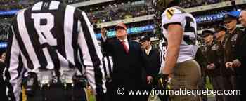 Donald Trump au football