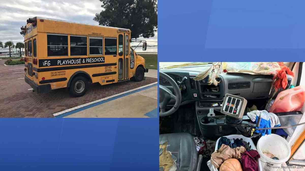 Police: Mother Left Children Alone on Mini-Bus While She Went Out on a Boat
