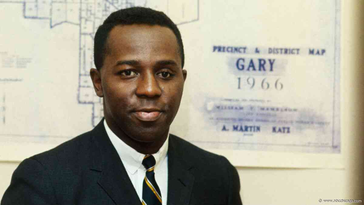 Former Gary, Indiana, Mayor Richard Hatcher Dead at 86