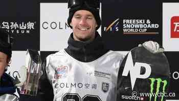 Canada's Max Parrot wins big air gold over Swede Sven Thorgren