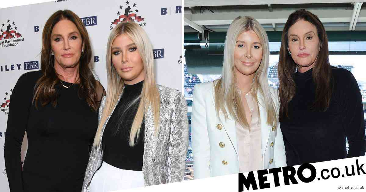 Sophia Hutchins insists she's 'just friends' with Caitlyn Jenner, reveals new boyfriend
