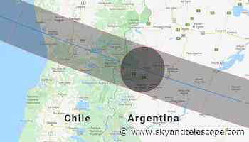 Totality in 2020: A Report from Patagonia