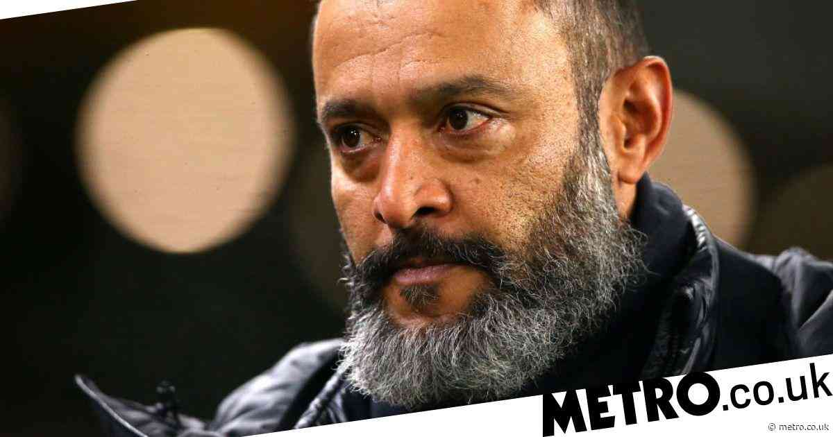Arsenal ask for permission to approach Wolves manager Nuno Espirito Santo