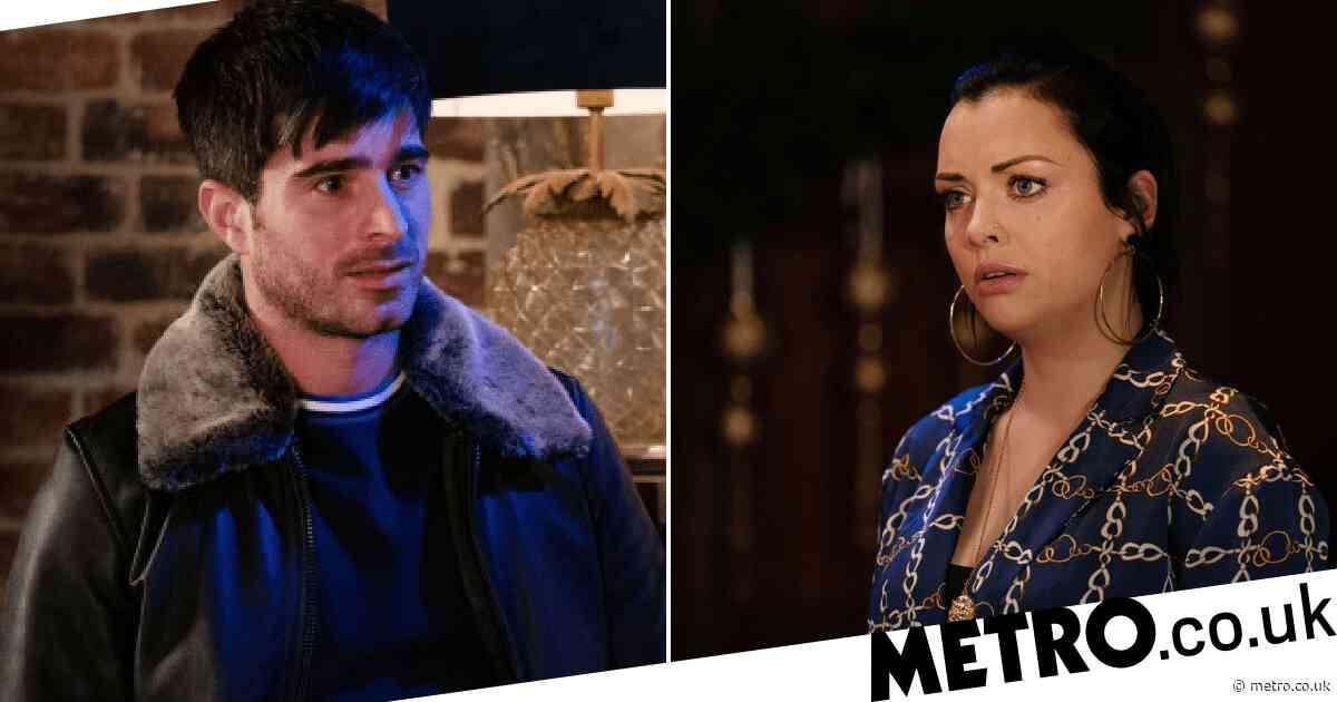 EastEnders spoilers: Evil Leo King plots to kill Whitney Dean as he returns for revenge?