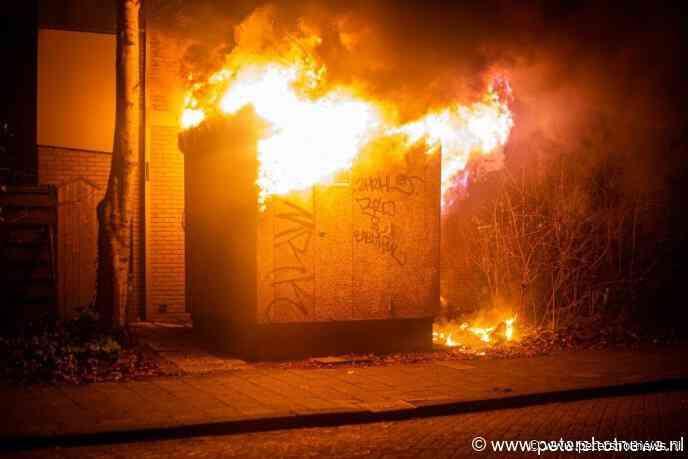 #Mijdrecht - Transformatorhuis in brand, Mijdrecht zonder stroom