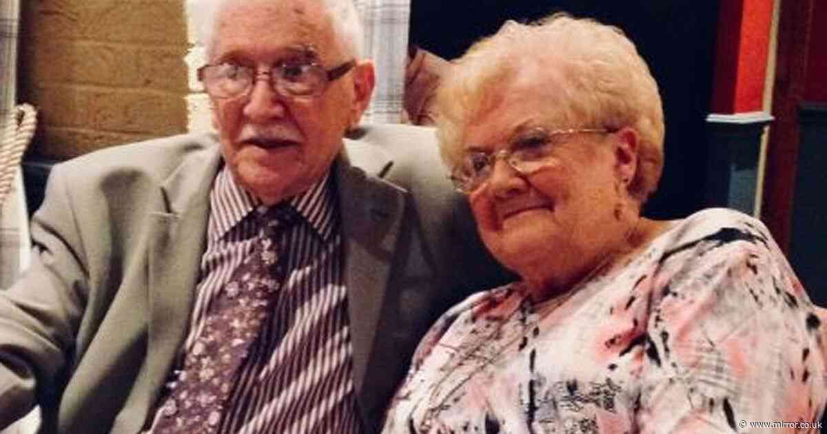 Great-grandpa, 89, dies desperately trying to save disabled wife from house fire