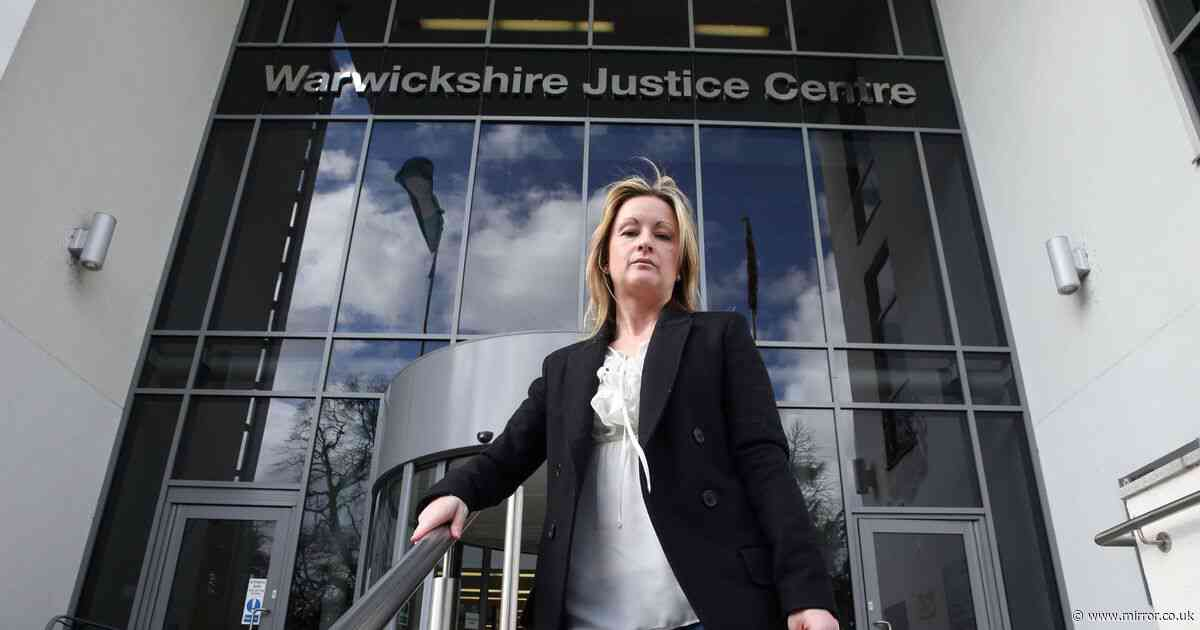 Mum almost killed by ex suing police after own officer reported him ten years before