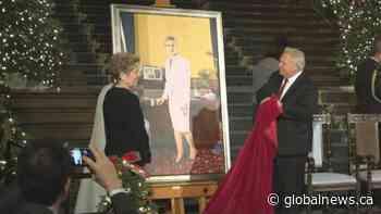 Focus Ontario: Wynne's Portrait