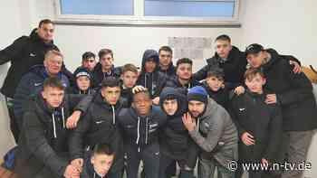Spiel der U16 abgebrochen: Hertha-Junioren rassistisch beleidigt