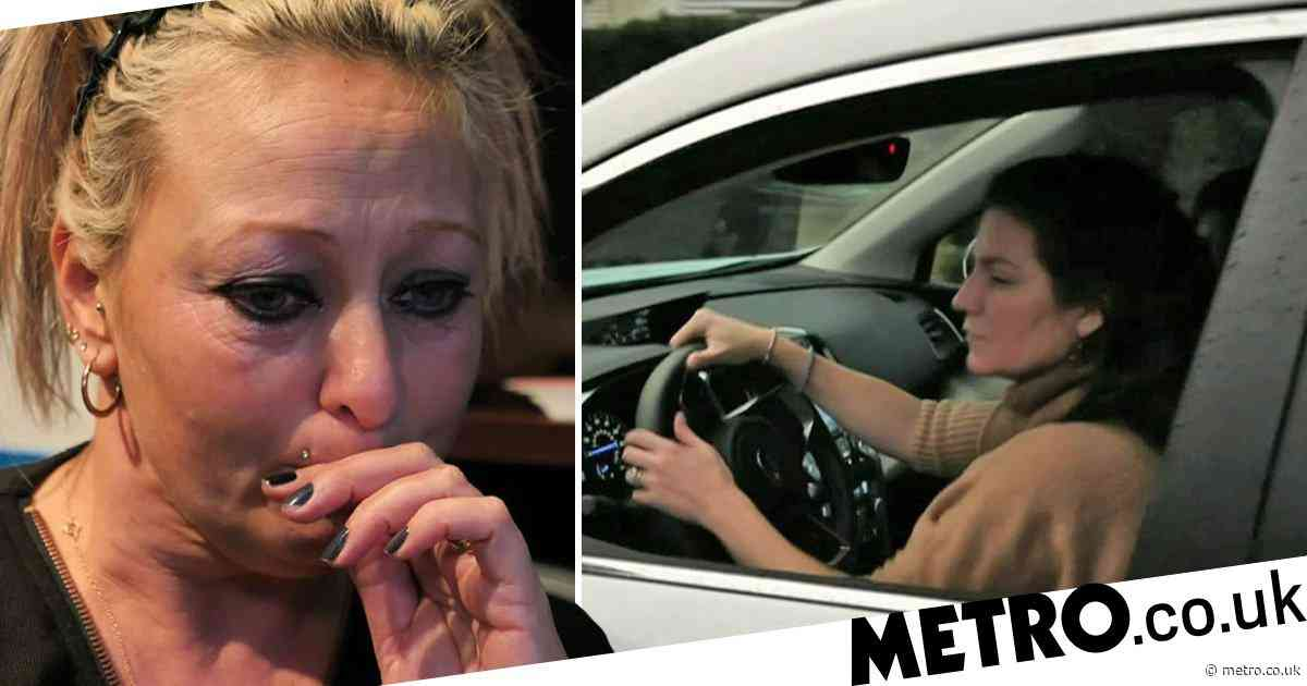 Harry Dunn's mother 'distraught' at footage of US suspect back behind the wheel