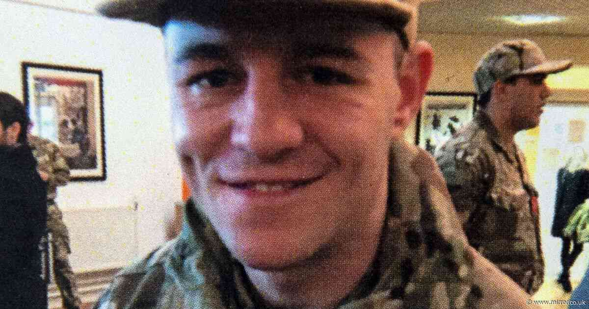 Homeless war veteran took his life after feeling 'lost' when he left the Army