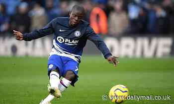 N'Golo Kante 'wants to leave Chelsea at the end of the season'