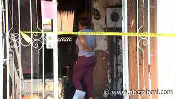 Family Without Home after Hialeah House Fire