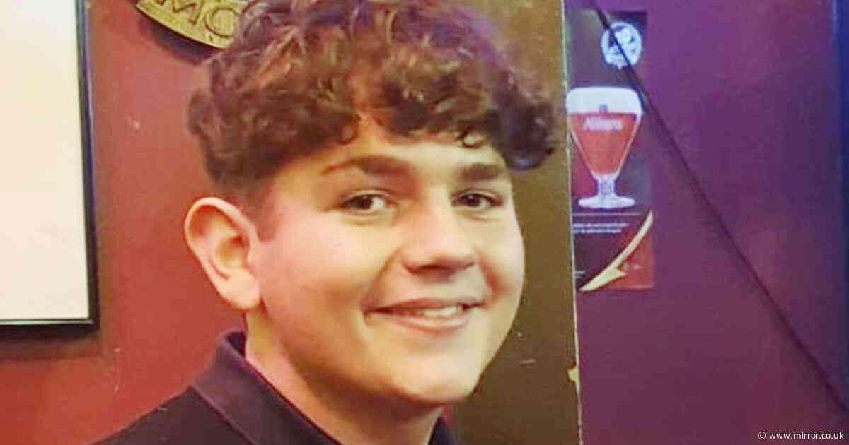 Alex Rodda: Man, 18, charged with murder of boy, 15, who was found dead in village lane