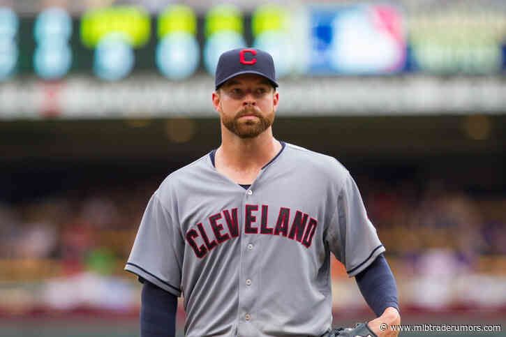 Corey Kluber Market Reportedly 'Heating Up'