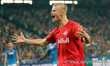 Erling Haaland 'tells Ole Gunnar Solskjaer he wants to join United'