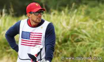 Tiger Woods backsKessler Karain after Patrick Reed's caddie was thrown out of Presidents Cup