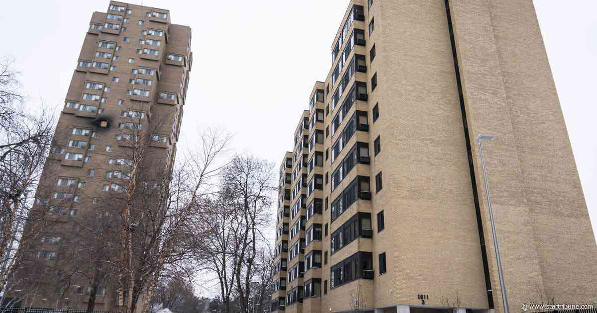 After Minneapolis public housing fire, lack of federal funding comes to light